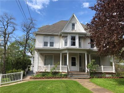 Webster Single Family Home U-Under Contract: 1868 Ridge Road