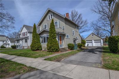 Rochester Single Family Home A-Active: 208 Winchester Street