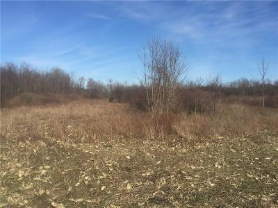 Genesee County Residential Lots & Land For Sale: Bethany Center Road