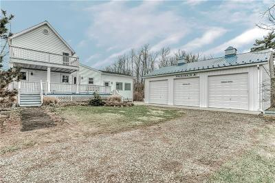 Chautauqua County Single Family Home A-Active: 5678 East Lake Road