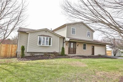 Pittsford Single Family Home A-Active: 1497 Calkins Road