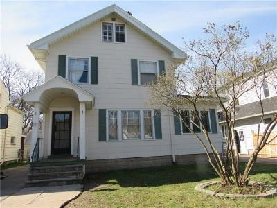 Rochester Single Family Home A-Active: 637 Glenwood Avenue