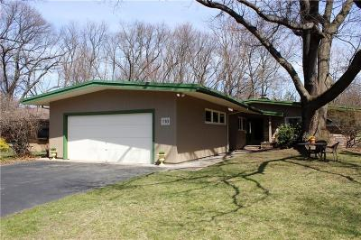 Rochester Single Family Home A-Active: 110 Eastwood Trail