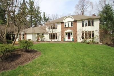 Pittsford Single Family Home A-Active: 29 Wood Stone Rise