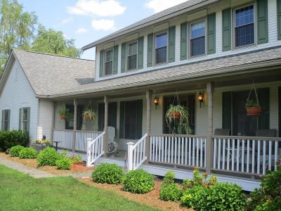 Mendon Single Family Home A-Active: 30 Bosworth Field