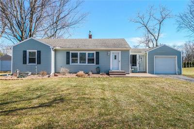 Rochester Single Family Home A-Active: 449 Chestnut Ridge Road