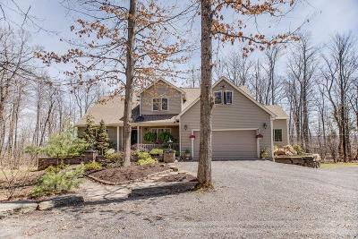 Single Family Home A-Active: 2859 County House Woods Road