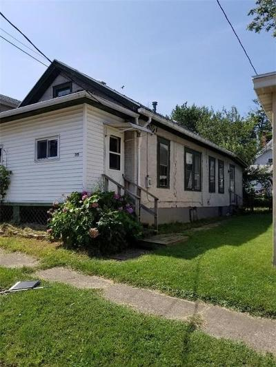 Dunkirk Single Family Home A-Active: 315 Canary Street