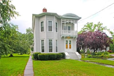 Single Family Home A-Active: 88 Howell Street