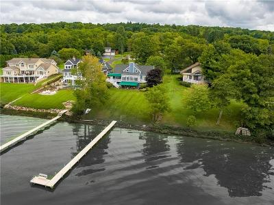 Bemus Point Single Family Home A-Active: 3723 Crestview Drive