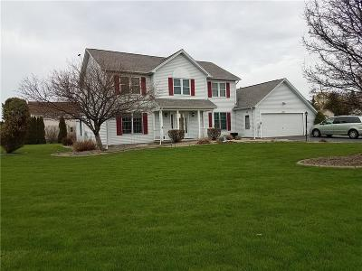 Webster NY Single Family Home A-Active: $289,900