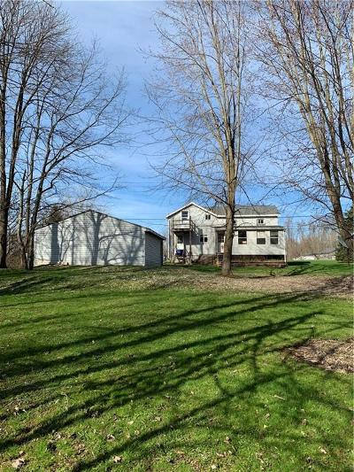 Single Family Home A-Active: 6500 Fairville Station Road