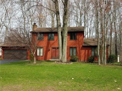 Webster NY Single Family Home A-Active: $224,900