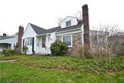 Rochester Single Family Home A-Active: 163 Thorncliffe Drive