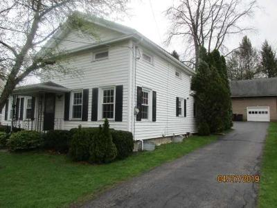 Genesee County Single Family Home A-Active: 14 Rochester Street