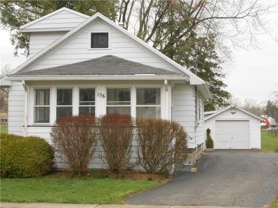 Genesee County Single Family Home A-Active: 156 South Main Street