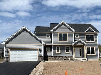 Penfield Single Family Home A-Active: 31 Knightbridge Circle