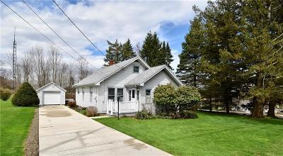 Jamestown NY Single Family Home U-Under Contract: $74,900