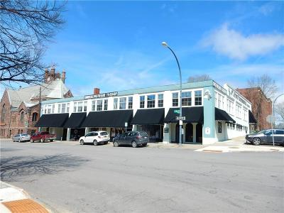 Chautauqua County Commercial Lease A-Active: 9-25 East 4th Street
