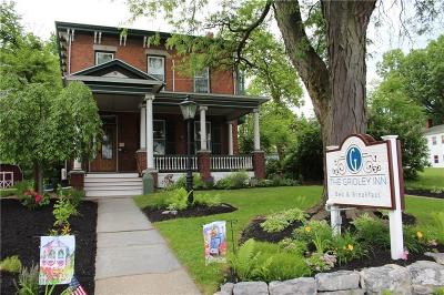 Waterloo Single Family Home For Sale: 36 W Main Street