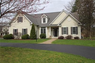 Pittsford Single Family Home A-Active: 20 Jordan Road