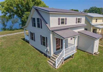Orleans County Single Family Home A-Active: 208 David Drive