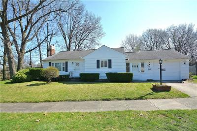 Rochester Single Family Home A-Active: 629 Hurstbourne Road