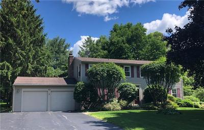 Pittsford Single Family Home A-Active: 50 Cambric Circle