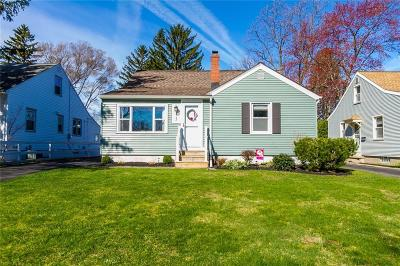 Rochester Single Family Home A-Active: 213 Walzer Road