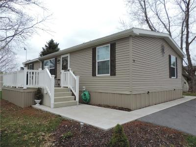 Canandaigua, Canandaigua-city, Canandaigua-town Single Family Home A-Active: 5555 Purdy Lot 75