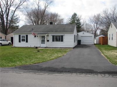 Waterloo NY Single Family Home A-Active: $83,500
