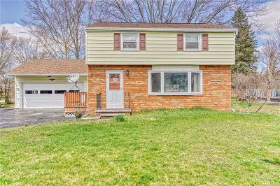 Rochester Single Family Home A-Active: 76 Chestnut Ridge Road