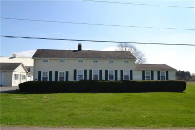 Penfield Single Family Home A-Active: 1321 Sweets Corners Road