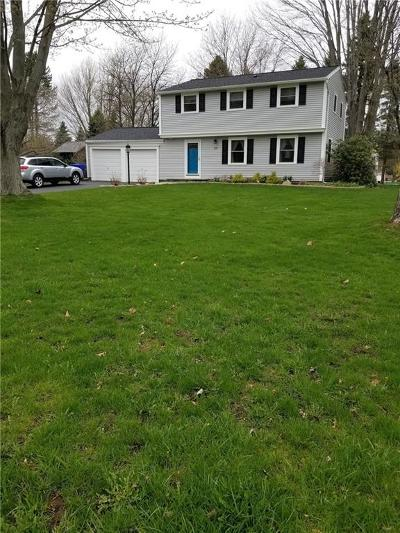 Spencerport NY Single Family Home A-Active: $165,000