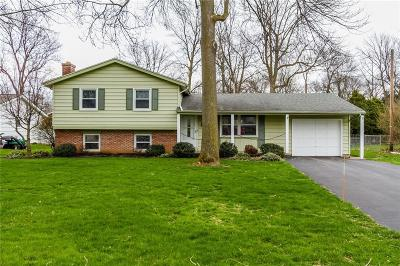 Rochester Single Family Home A-Active: 126 Black Walnut Drive