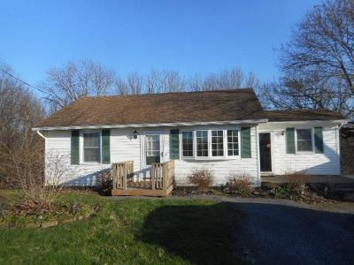 Stafford Single Family Home A-Active: 6534 East Bethany Leroy Road