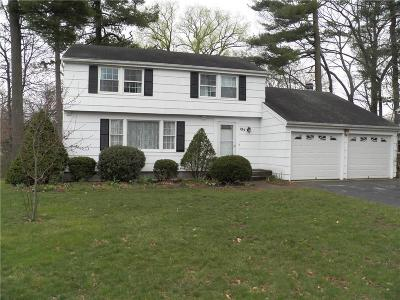 Rochester Single Family Home A-Active: 195 Dohrcrest Drive