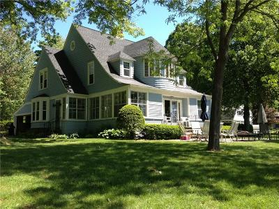 Chautauqua County Single Family Home A-Active: 2786 East Avenue East
