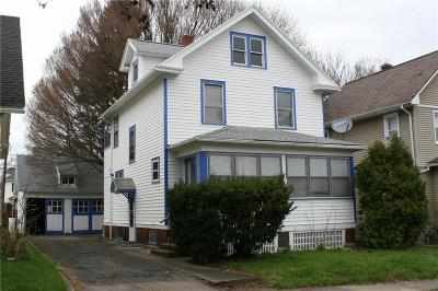 Rochester Single Family Home For Sale: 62 McKinley Street