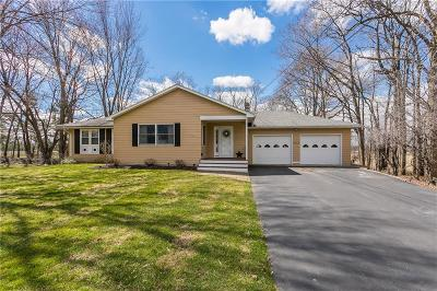 Canandaigua, Canandaigua-city, Canandaigua-town Single Family Home A-Active: 3772 State Route 247