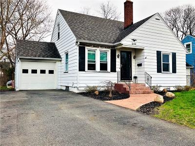 Rochester Single Family Home A-Active: 244 Cabot Road