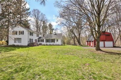 Pittsford Single Family Home U-Under Contract: 295 East Street