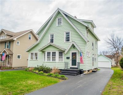 Rochester Single Family Home A-Active: 224 Long Acre Road