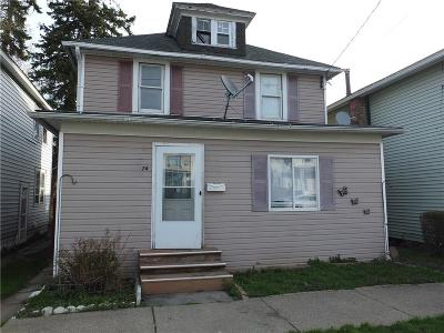 Dunkirk Single Family Home A-Active: 74 Ruggles