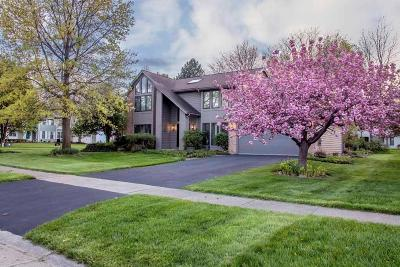Rochester Single Family Home A-Active: 19 Mill Run Drive