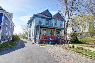 Single Family Home Sold: 219 Fall Street