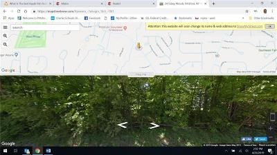 Pittsford Residential Lots & Land A-Active: 86 Tobey Road
