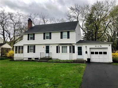Greece, Rochester, Webster Single Family Home U-Under Contract: 74 Chelmsford Road
