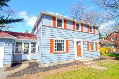 Irondequoit Single Family Home U-Under Contract: 152 Daley Blvd Boulevard