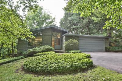Pittsford Single Family Home For Sale: 3955 East Avenue